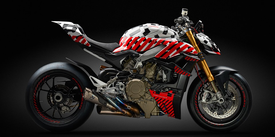 Street Fighter Motorcycle >> Ducati Streetfighter V4 Nousemassa Nakupyorien